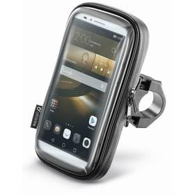 """Interphone pro mobily s uhlopříčkou 6,0"""", na řídítka (SMSMART60) černé"""