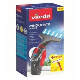 Vileda Windomatic Complete set s extra sacím výkonem Čistící přípravek Ajax na sklo 500 ml (zdarma) + Doprava zdarma