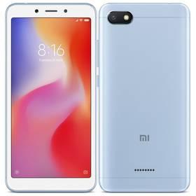 Xiaomi Redmi 6A Dual SIM 16 GB (18987) modrý SIM s kreditem T-Mobile 200Kč Twist Online Internet (zdarma)Software F-Secure SAFE, 3 zařízení / 6 měsíců (zdarma)