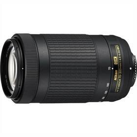 Nikon 70-300mm f/4.5-6.3G AF-P DX Nikkor černý