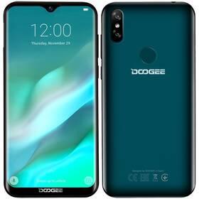 Doogee X90L 32 GB (DGE000516) zelený (vrácené zboží 8800498809)