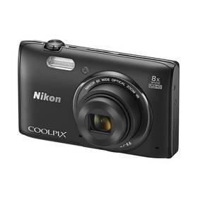 Digitální fotoaparát Nikon Coolpix S5300 černý
