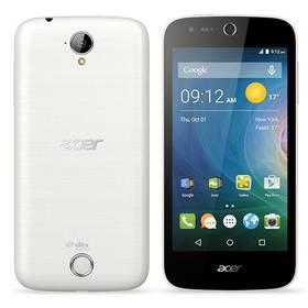 Acer Liquid Z330 LTE (HM.HQ0EU.001) bílý + Voucher na skin Skinzone pro Mobil CZ v hodnotě 399 Kč jako dárek+ Software F-Secure SAFE 6 měsíců pro 3 zařízení v hodnotě 999 Kč jako dárek + Doprava zdarma