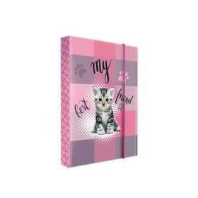 P + P Karton A4 Kočka