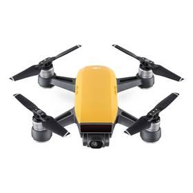 DJI Spark Fly More Combo (DJIS0204C) žlutý + Doprava zdarma