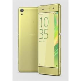 Sony Xperia XA (F3111) - Lime Gold (1302-4671) Voucher na skin Skinzone pro Mobil CZSoftware F-Secure SAFE 6 měsíců pro 3 zařízení (zdarma) + Doprava zdarma