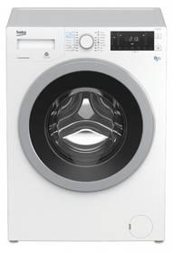 Beko HTV 8733 XS0 stříbrná/bílá + Doprava zdarma