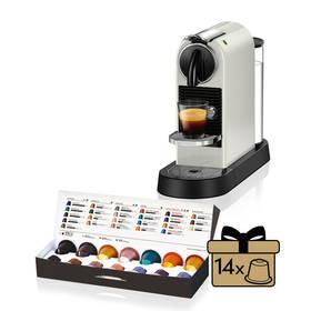 DeLonghi Nespresso Citiz EN167.W bílé