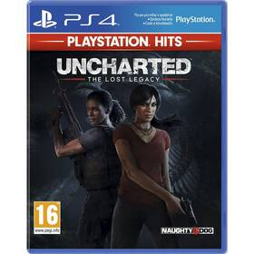 Sony PlayStation 4 Uncharted The Lost Legacy PS HITS (PS719968306)