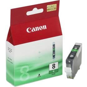 Canon CLI-8G, 420 stran - originální (0627B001) zelená