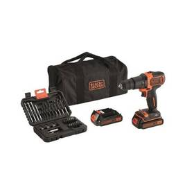 Black-Decker BDCHD18BS32, 2 aku