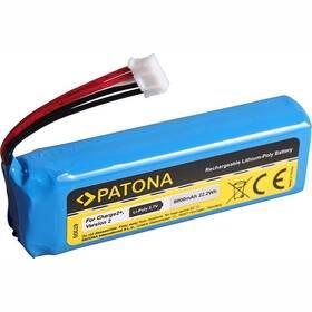 PATONA pro reproduktor JBL Charge 2+/Charge 3 (2015) 6000mAh 3,7V Li-Pol (PT6730) modrá