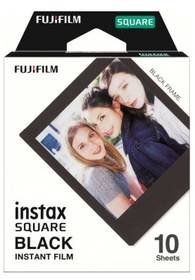 Fujifilm Instax Square Black 10ks (16576532)