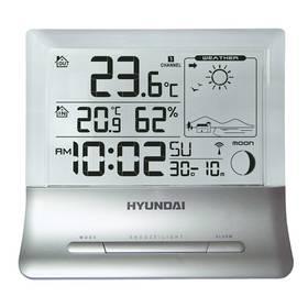 Hyundai WS 2266 stříbrná + Doprava zdarma