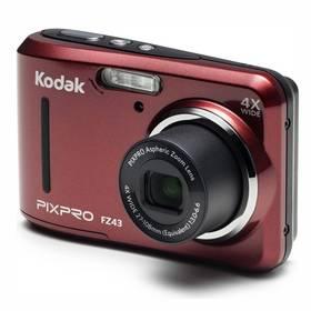 Kodak FZ43 (819900012439) červený