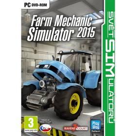 CENEGA PC Farm Mechanic Simulator 2015 (PC HRA)