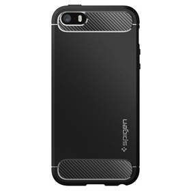 Spigen Rugged Armor Apple iPhone 5/5s/SE (041CS20167) čierny
