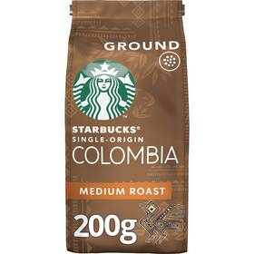 Starbucks MEDIUM COLOMBIA 200g