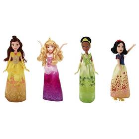 Hasbro Disney Princess Růženka, Sněhurka, Bella, Tiana