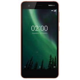 Nokia 2 Dual SIM (11E1MM01A11) černý/bronzový Software F-Secure SAFE, 3 zařízení / 6 měsíců