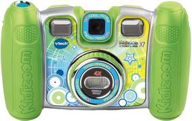 Vtech dětský Kidizoom Twist Plus X7 (80-140889) zelený