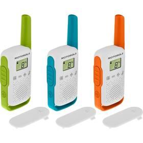 Motorola TLKR T42 - Triple Pack (B4P00811MDKMAW)
