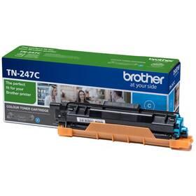 Brother TN-247C, 2300 stran (TN247C) modrý