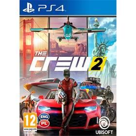 Ubisoft PS4 The Crew 2