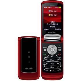 Aligator DV800 Dual SIM (ADV800R) červený