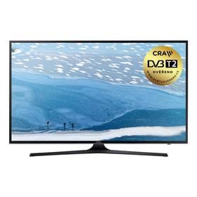Samsung UE65KU6072 černá + K nákupu poukaz v hodnotě 1 000 Kč na další nákup + Doprava zdarma