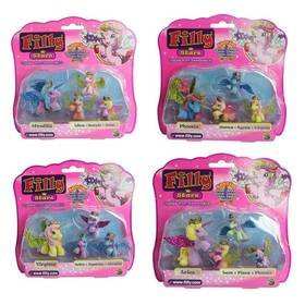 Filly Stars Family Set