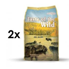 Taste of the Wild High Prairie 13 kg + Doprava zdarma