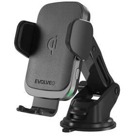 Evolveo Chargee CarWL15 s bezdrátovým nabíjením (Chargee carWL15) černý