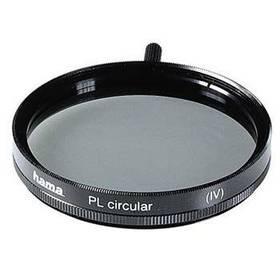 Hama 72572 polarizační cirkulární, 72 mm (72572) čierny