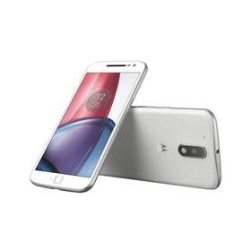 Lenovo Moto G4 Plus Dual SIM (SM4378AD1N7) bílý SIM s kreditem T-Mobile 200Kč Twist Online Internet (zdarma)Software F-Secure SAFE 6 měsíců pro 3 zařízení (zdarma) + Doprava zdarma