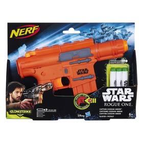 Star Wars Hasbro s1 Seal green blaster