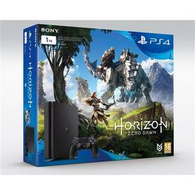 Sony SLIM 1TB + Horizon Zero Dawn (PS719826163) + Doprava zdarma