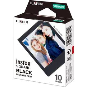 Fujifilm Instax Square Black 10ks (16576532)