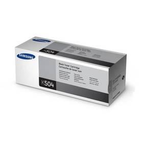 Toner Samsung CLT-K504S, 2,5K stran (CLT-K504S) černý