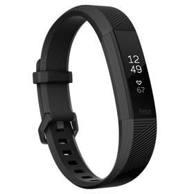 Fitbit Alta HR small - Black Gunmetal (FB408GMBKS-EU) + Doprava zdarma