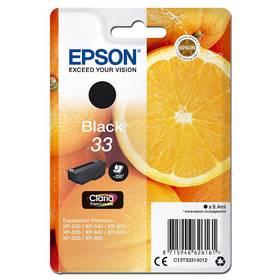 Epson Claria Premium T33 (C13T33314012) černá