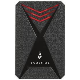 SureFire GX3 Gaming SSD USB 3.2 Gen 1 1TB (53684) čierny