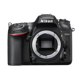 Nikon D7200 tělo + K nákupu poukaz v hodnotě 2 000 Kč na další nákup + Doprava zdarma