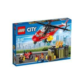 Stavebnica Lego® City Fire 60108 Hasičská zásahová jednotka