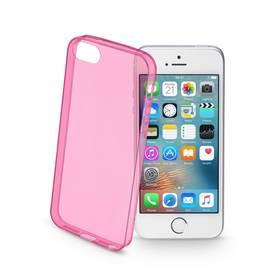CellularLine COLOR pro Apple iPhone 5/5s/SE (442879) růžová barva