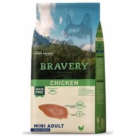 Granule Bravery dog ADULT MINI chicken 7kg