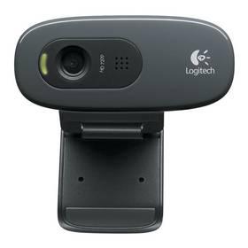 Logitech HD Webcam C270 (960-001063) černá + Doprava zdarma