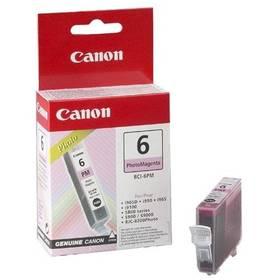 Canon BCI-6PM, 210 stran - originální (4710A002) fialová