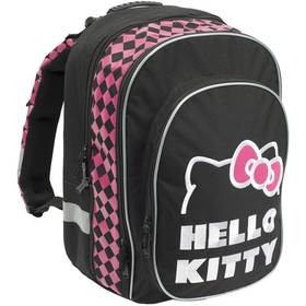 P + P Karton anatomický ERGO Hello Kitty Black