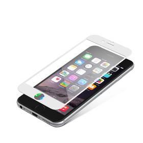 InvisibleSHIELD Glass Contour pro Apple iPhone 6 / 6S - bílý rám (ZGIP6PGS-WHO) + Doprava zdarma